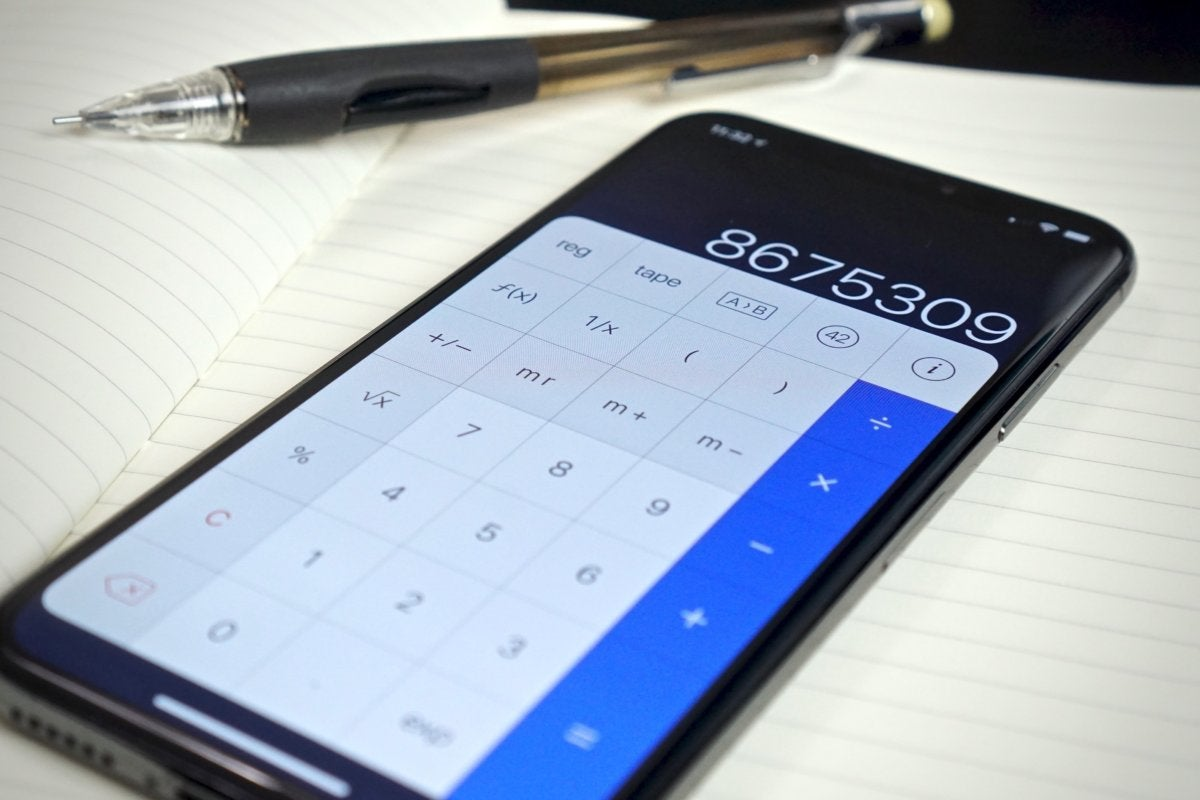 Calculator S For The Iphone And Ipad