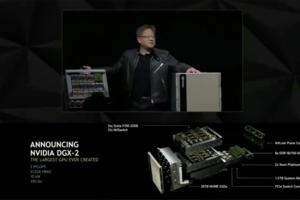 The most interesting things from Nvidia's GPU Technology Conference
