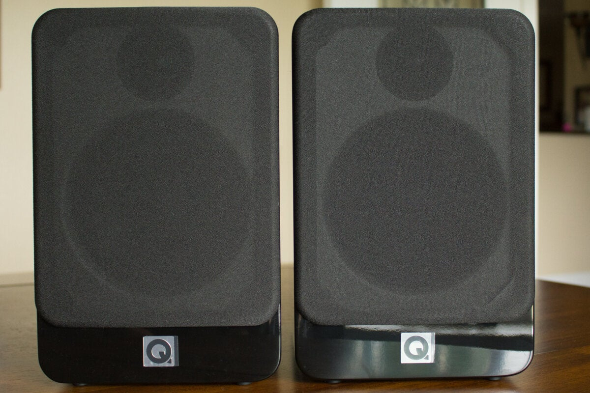 photo image Q Acoustics Concept 20 loudspeaker review: These gorgeous bookshelf speakers sound positively divine