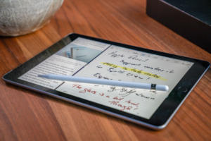 Notes Plus on 9.7-inch iPad