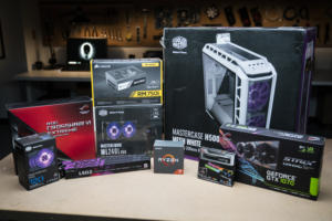 PCWorld RGB PC Build Components
