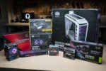 Watch us build an over-the-top RGB PC