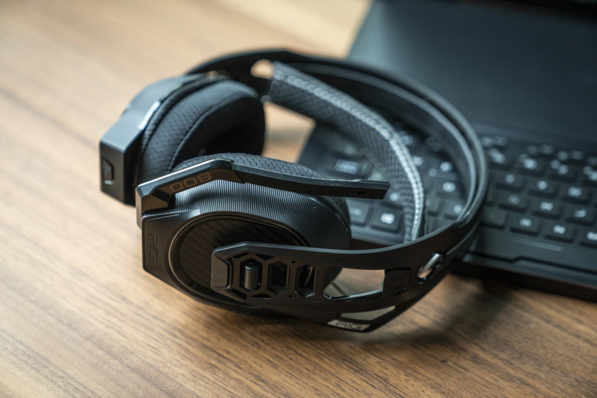 Plantronics RIG 800LX review: A comfy wireless headset with Dolby