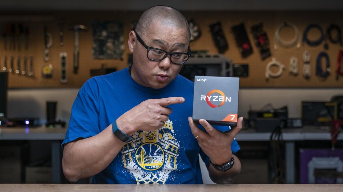 2nd Gen Ryzen