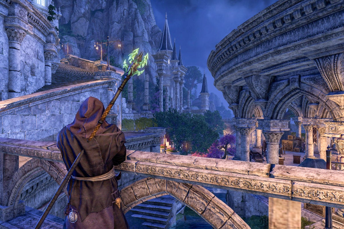 The Elder Scrolls Online's Summerset expansion doesn't shy