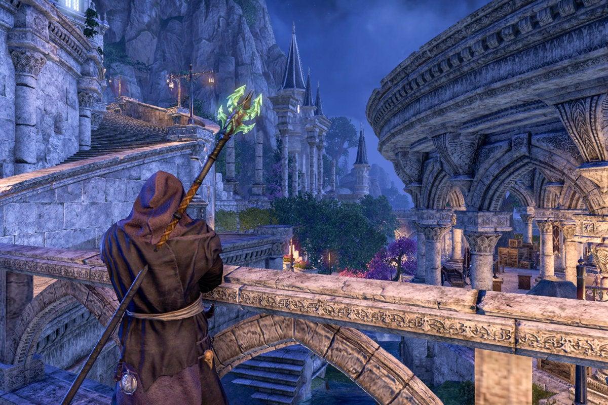 Elven city