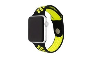 epic active silicone apple watch band