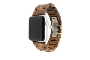 epic wood apple watch band