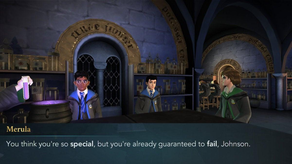 Harry Potter: Hogwarts Mystery for iOS   Macworld