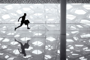 What happens when you use third-party services in digital transformation?