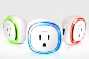 Fibaro smart plug