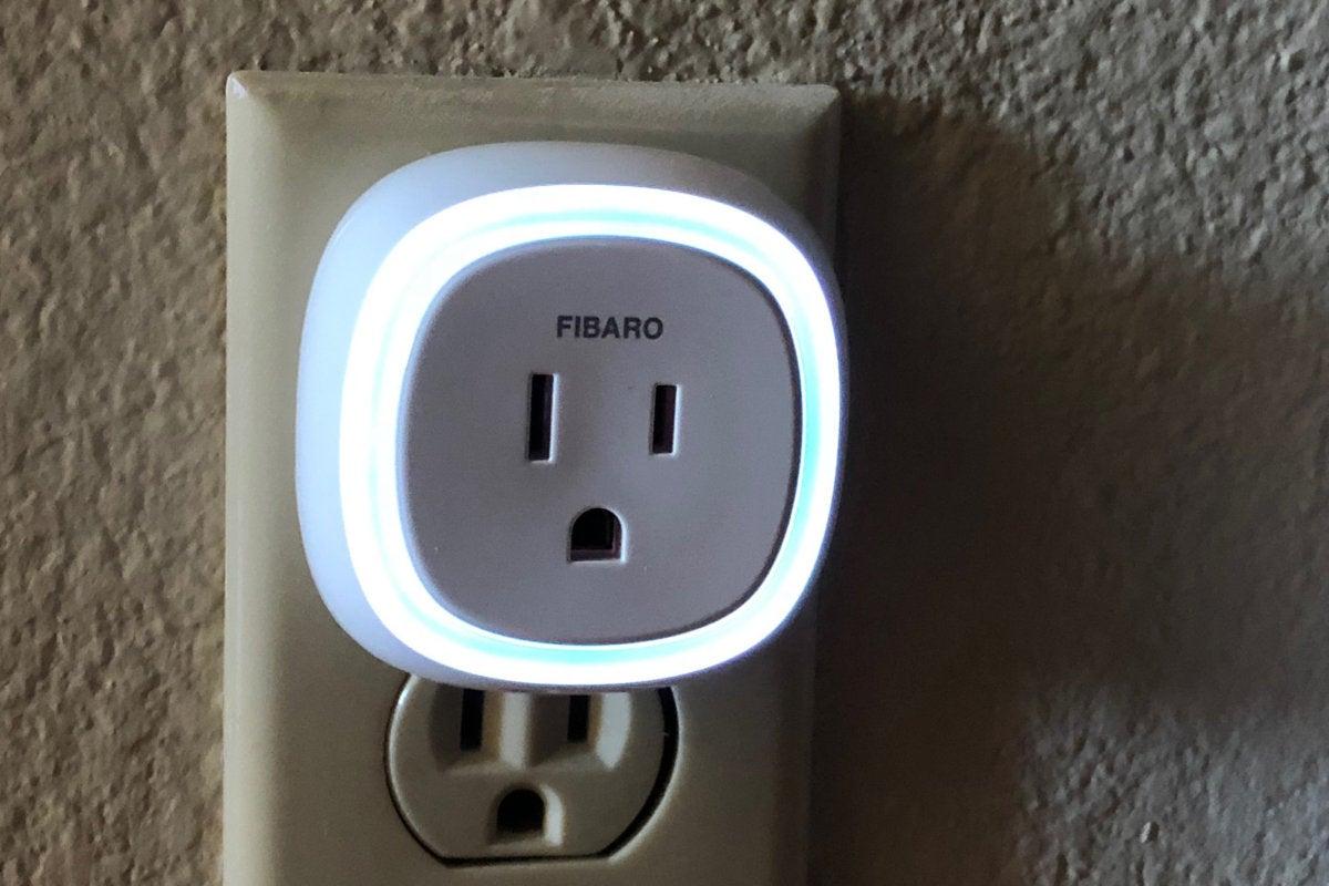 fibaro smart plug 2