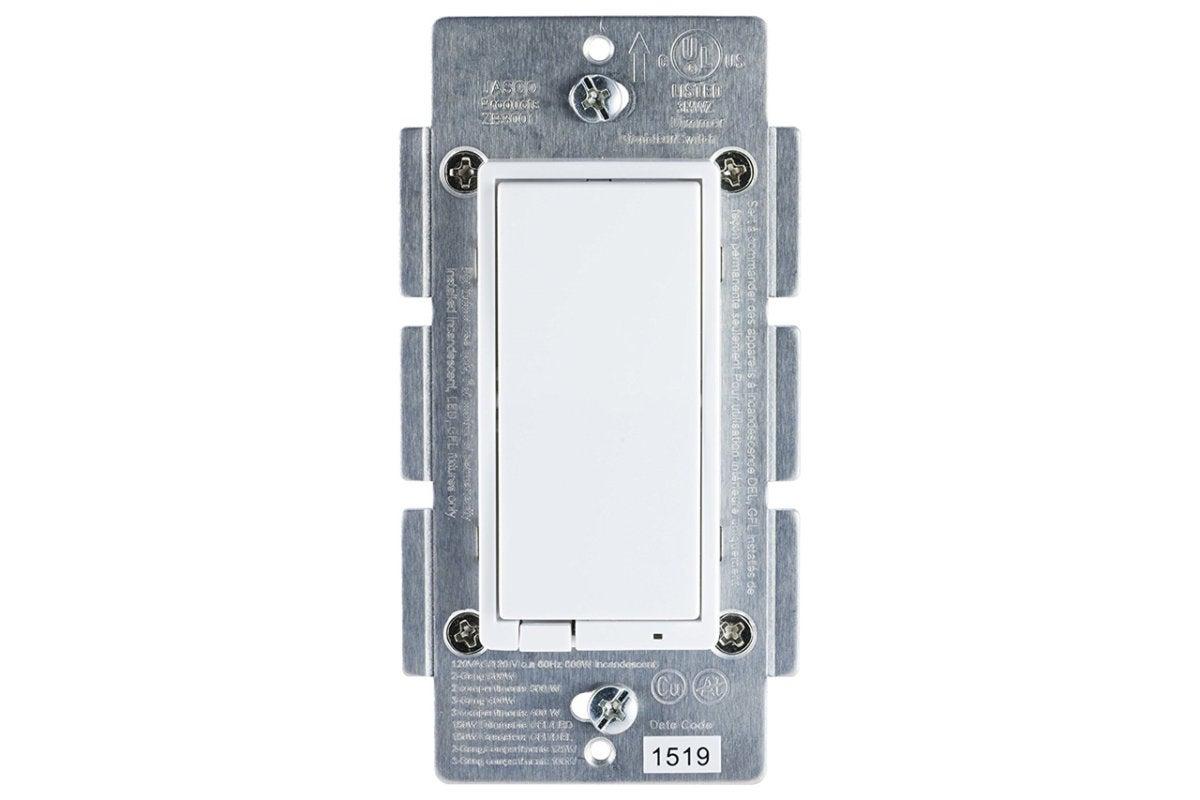 GE in-wall ZigBee smart dimmer