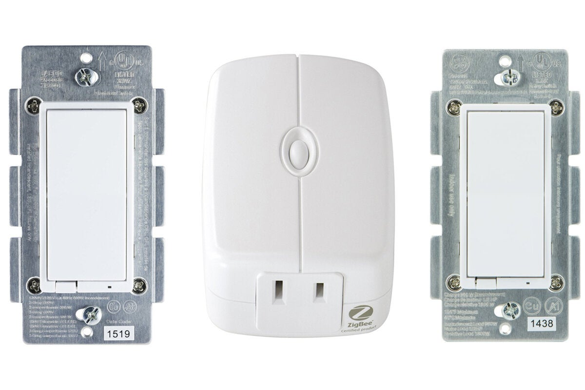 Ge Smart Lighting Review Zigbee Or Z Wave In Wall Or