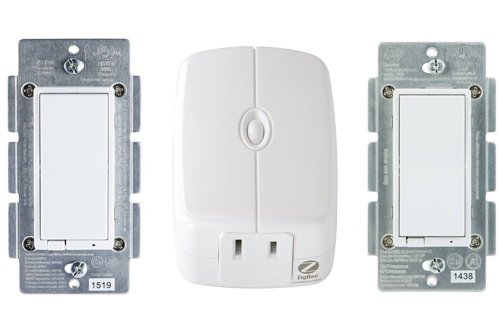 Ge Smart Lighting Review Zigbee Or Z Wave In Wall Plug Wiring Diagram For Downlights Techhive