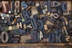wood block type