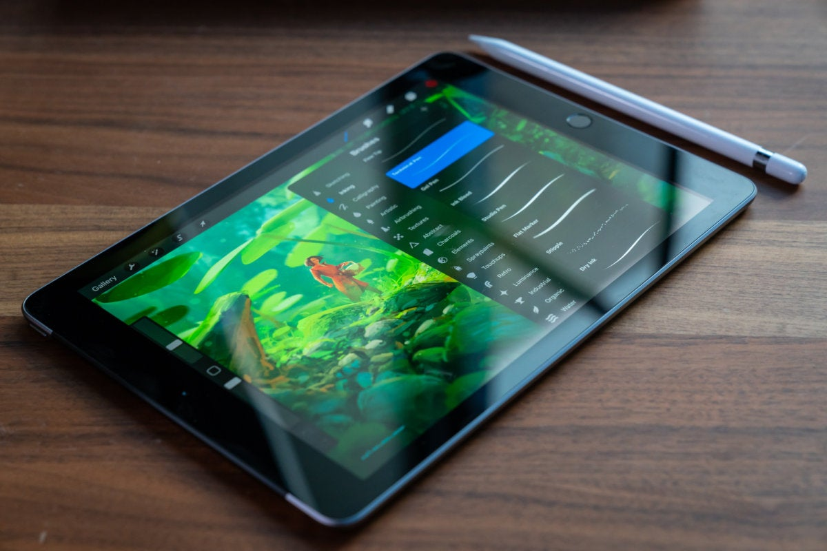 81575c92be8 9.7-inch iPad (2018) review