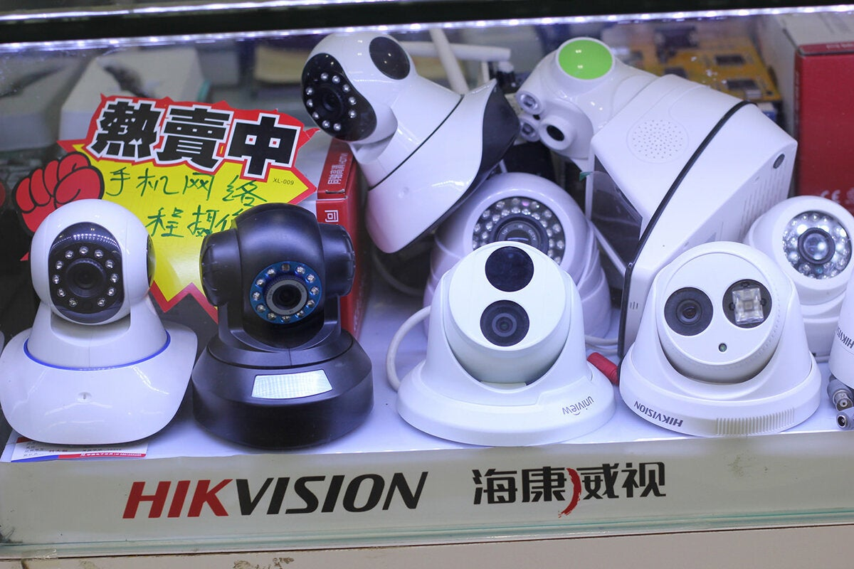 Hikvision flaw could be remotely exploited to hijack cameras