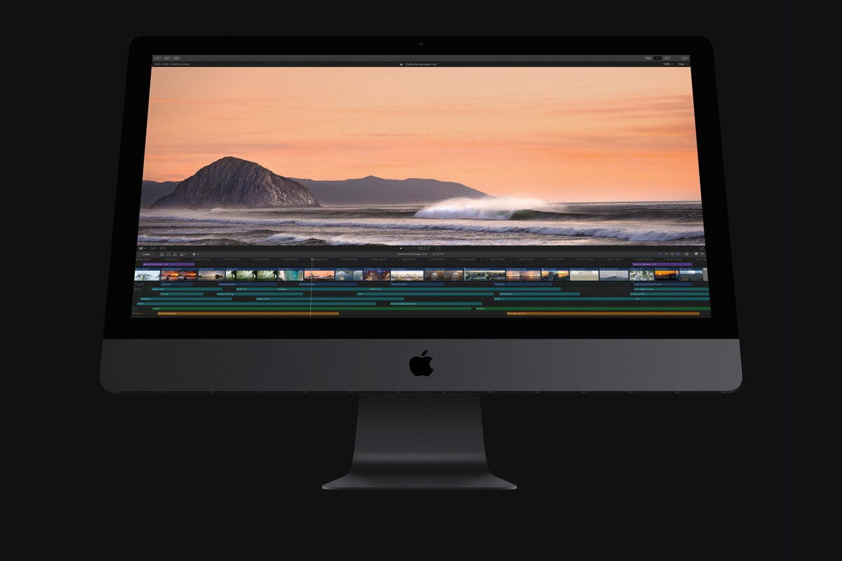 Apple updates Final Cut Pro X with ProRes RAW support