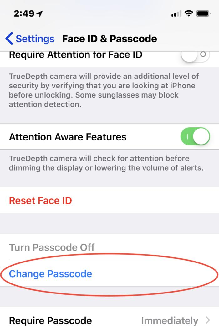 How to use a strong passcode to better secure your iPhone
