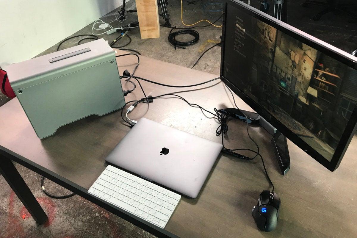 eGPU: How an external graphics card can boost Mac performance | Macworld