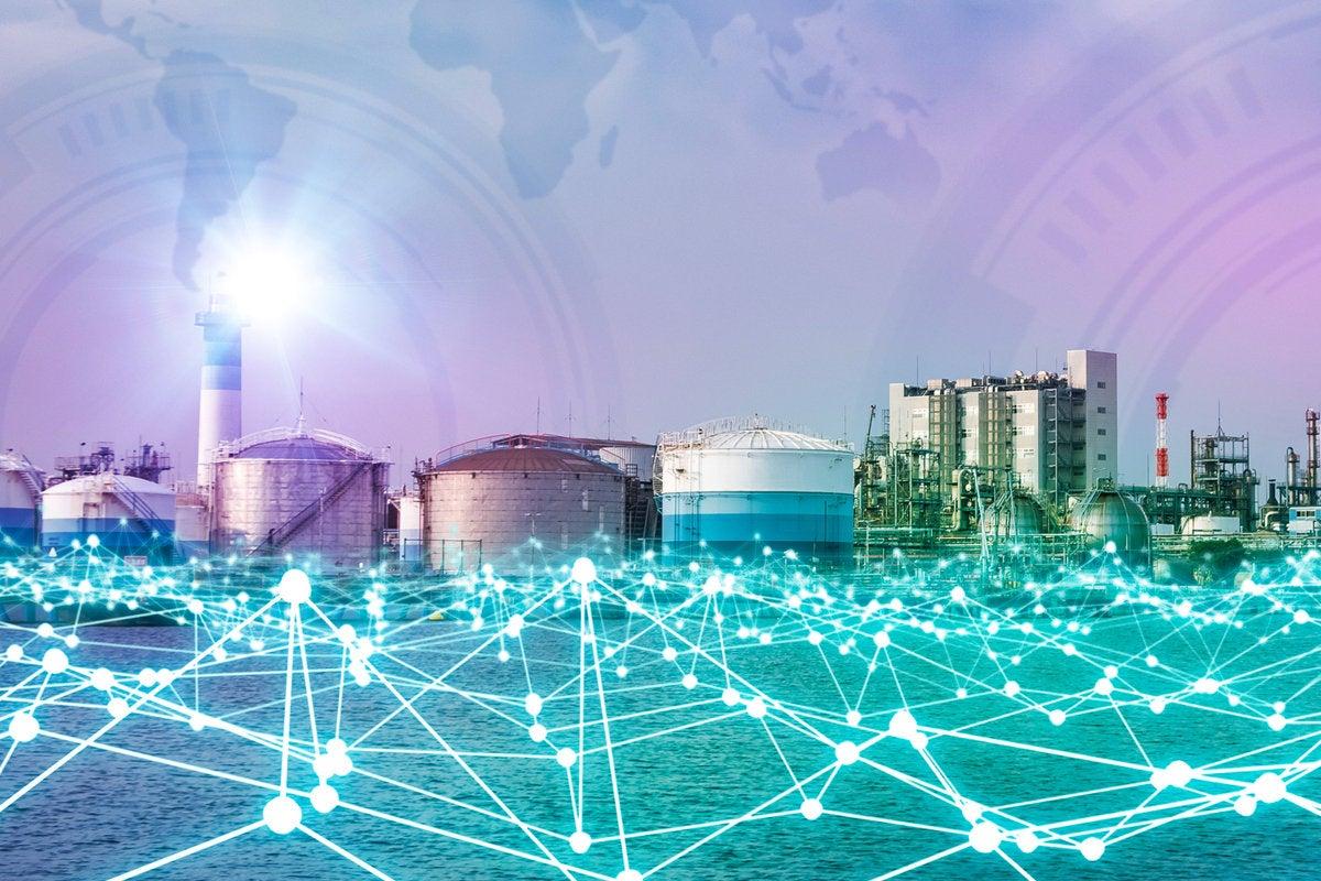 industrial iot industry networking sensors