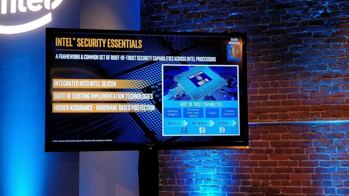 intel security essentials