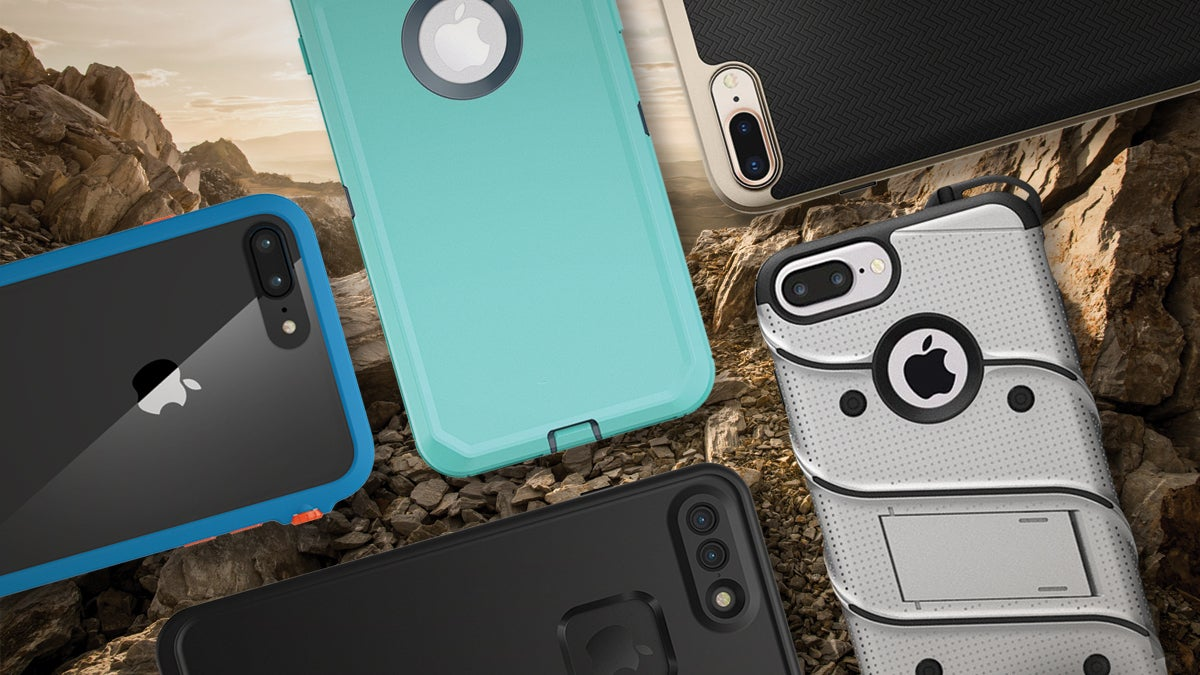 sale retailer f18be 01c95 The best rugged cases for the iPhone 8 Plus | Macworld