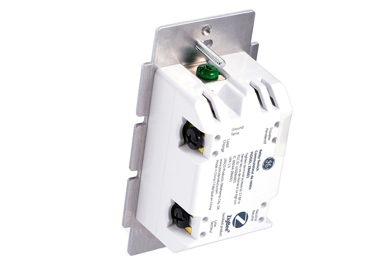 GE Smart Lighting review: ZigBee or Z-Wave? In-wall or ...