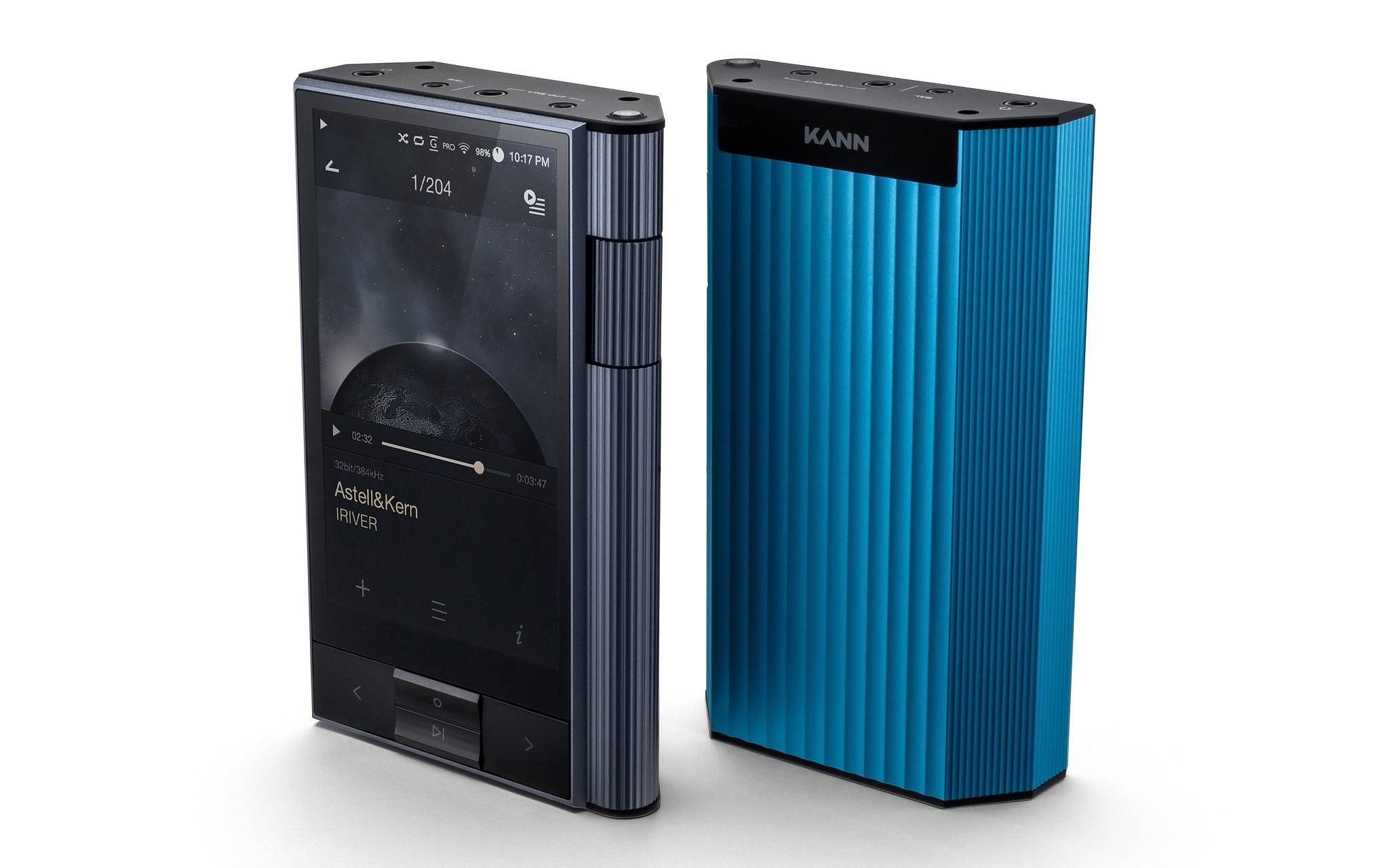 Astell&Kern Kann review: This high-resolution digital audio player ...