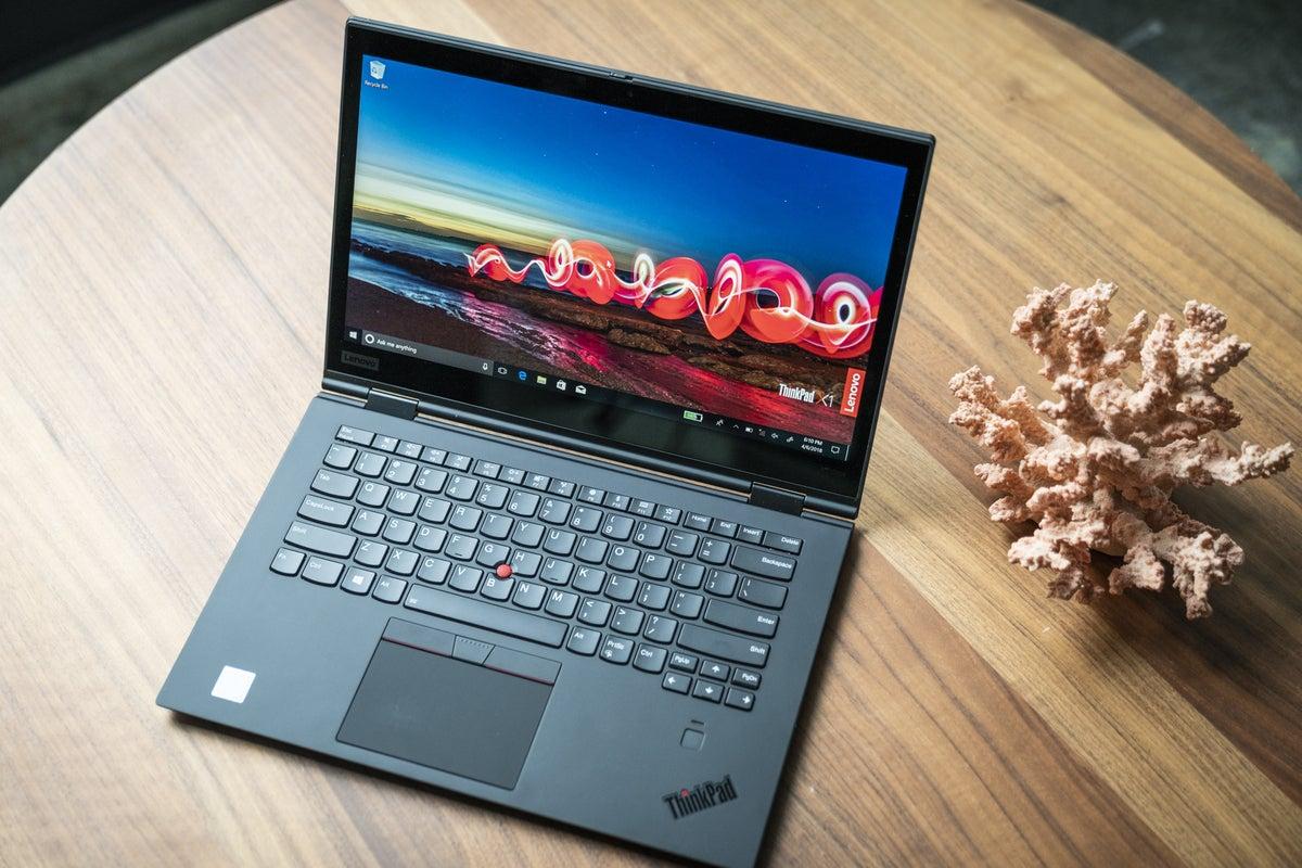 Lenovo ThinkPad X1 Yoga 3rd Gen review: A speedy, premium 2