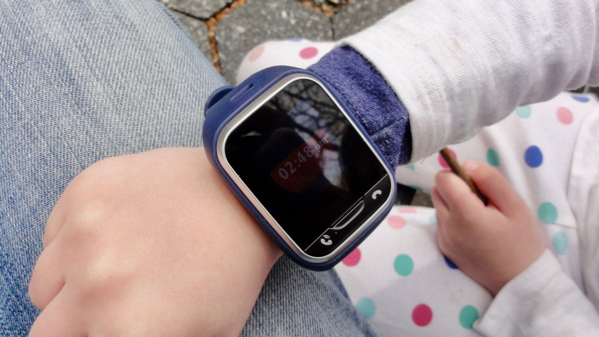 LG GizmoGadget review: This touchscreen GPS watch for kids is loaded