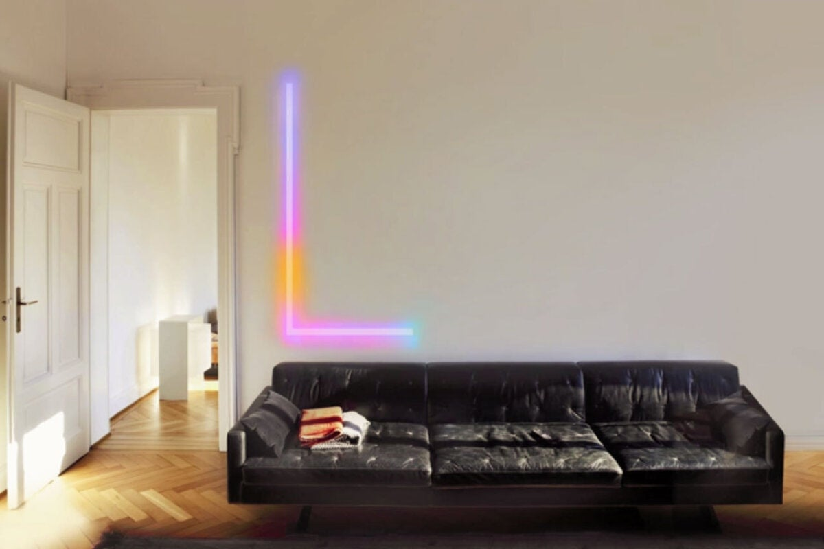 Lifx Beam Review Six Feet Of Decorative Lighting That