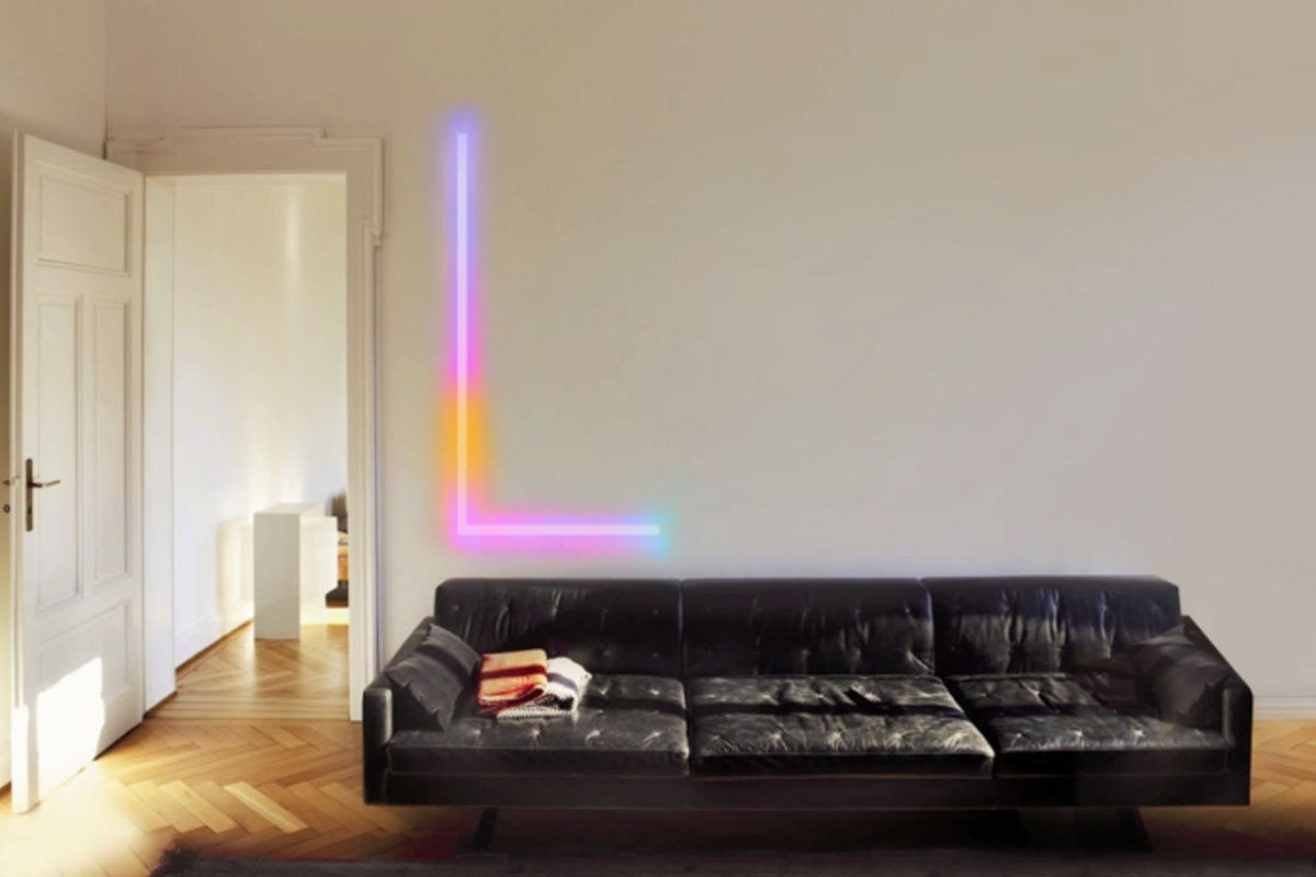 lifx beam in use