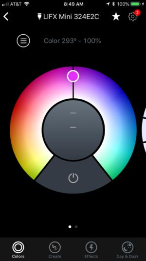 lifx mini color app 2