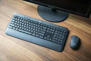 logitech mk540 advanced keyboard mouse primary