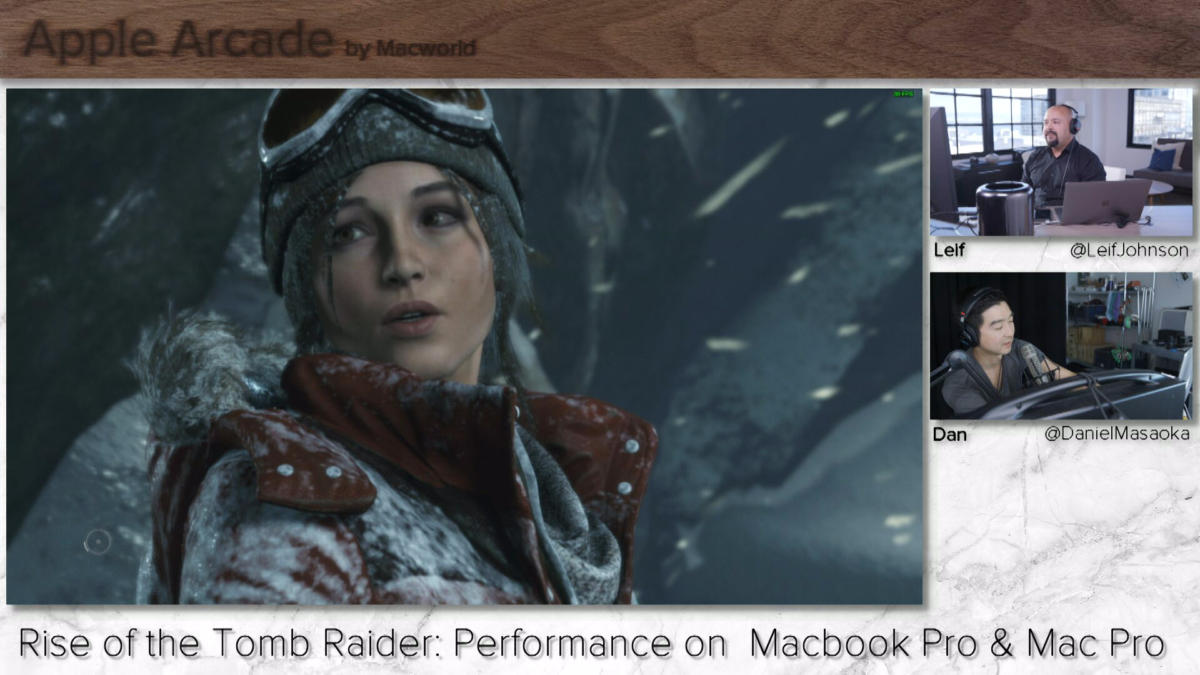 Apple Arcade Ep. 5: Rise of the Tomb Raider