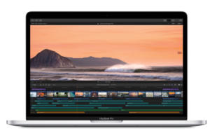 macbook pro fcpx