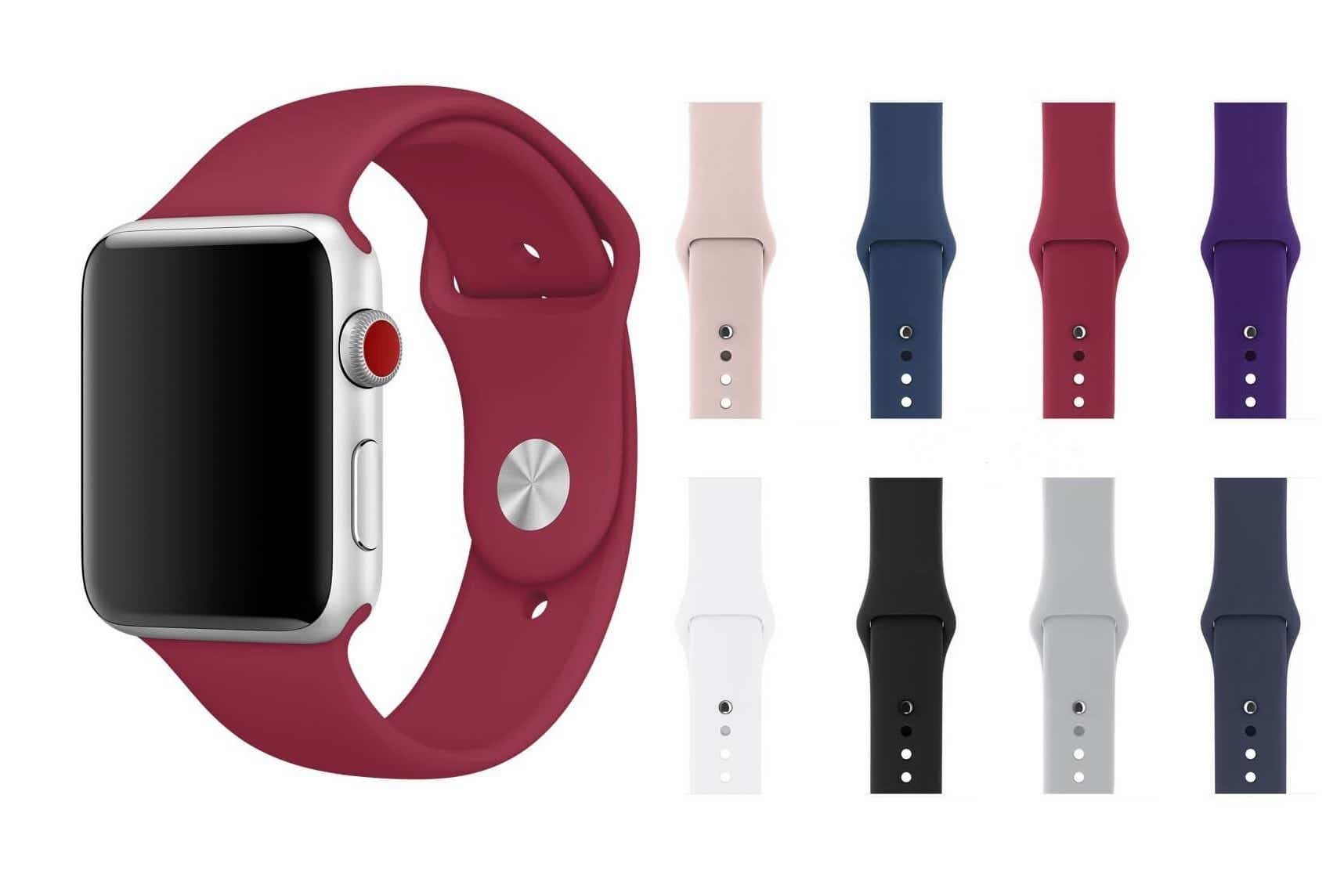 Maison + Cour Silicone Sport Band