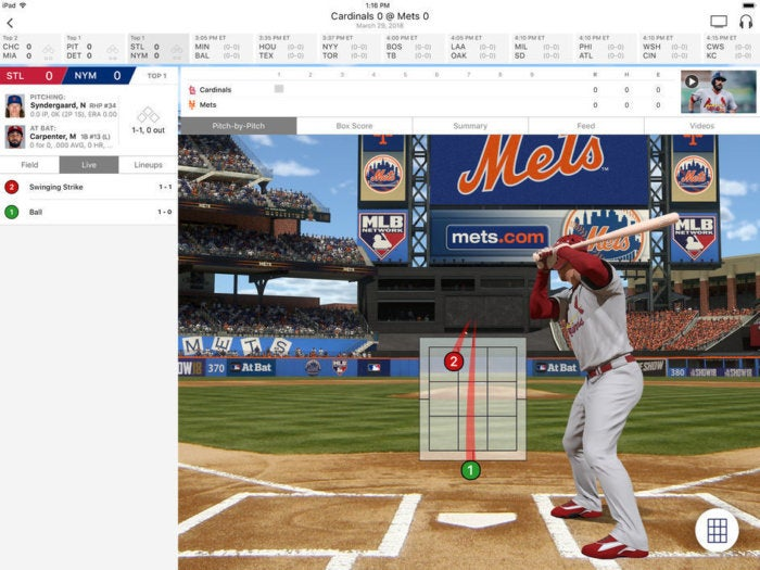 mlb at bat 2018 ipad