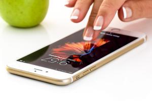 unlocking a mobile phone