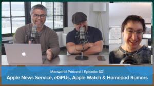 Macworld Podcast Ep. 601