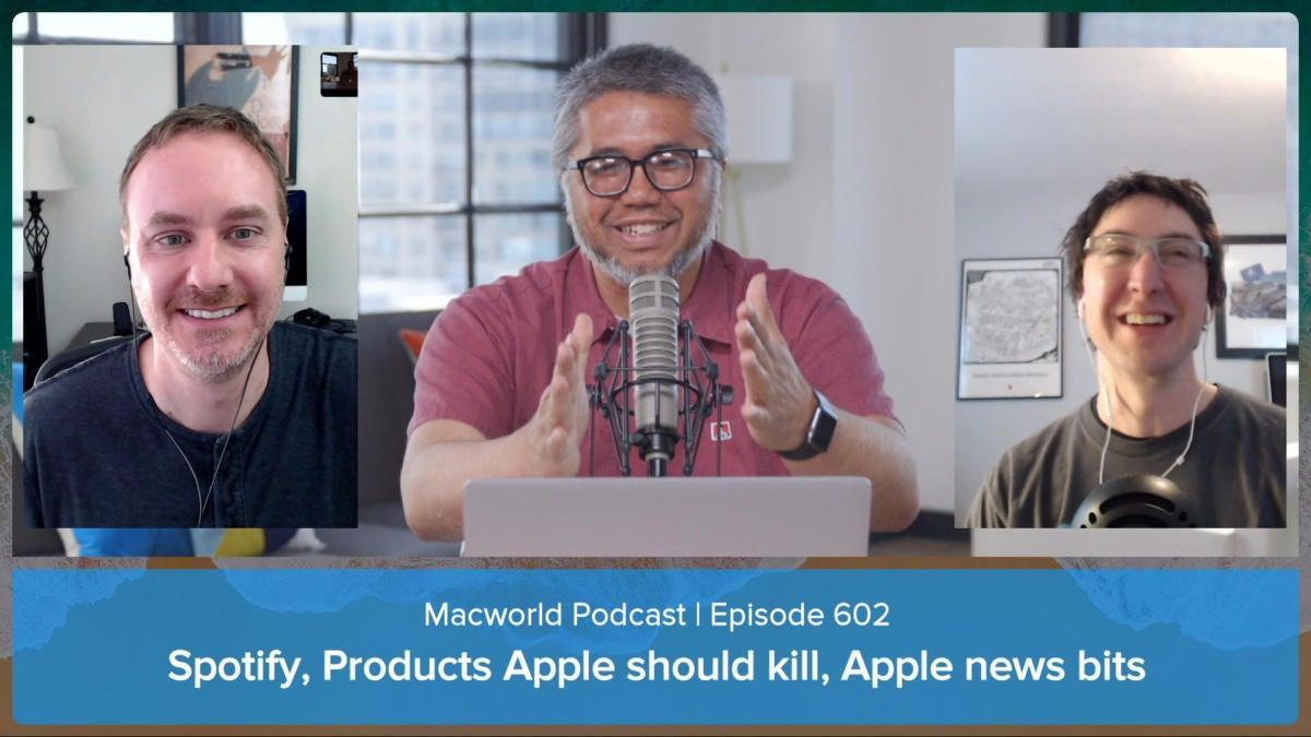 Macworld Podcast episode 602