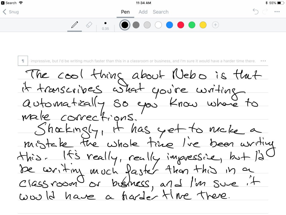 The best note-taking apps for the iPad and Apple Pencil | Macworld