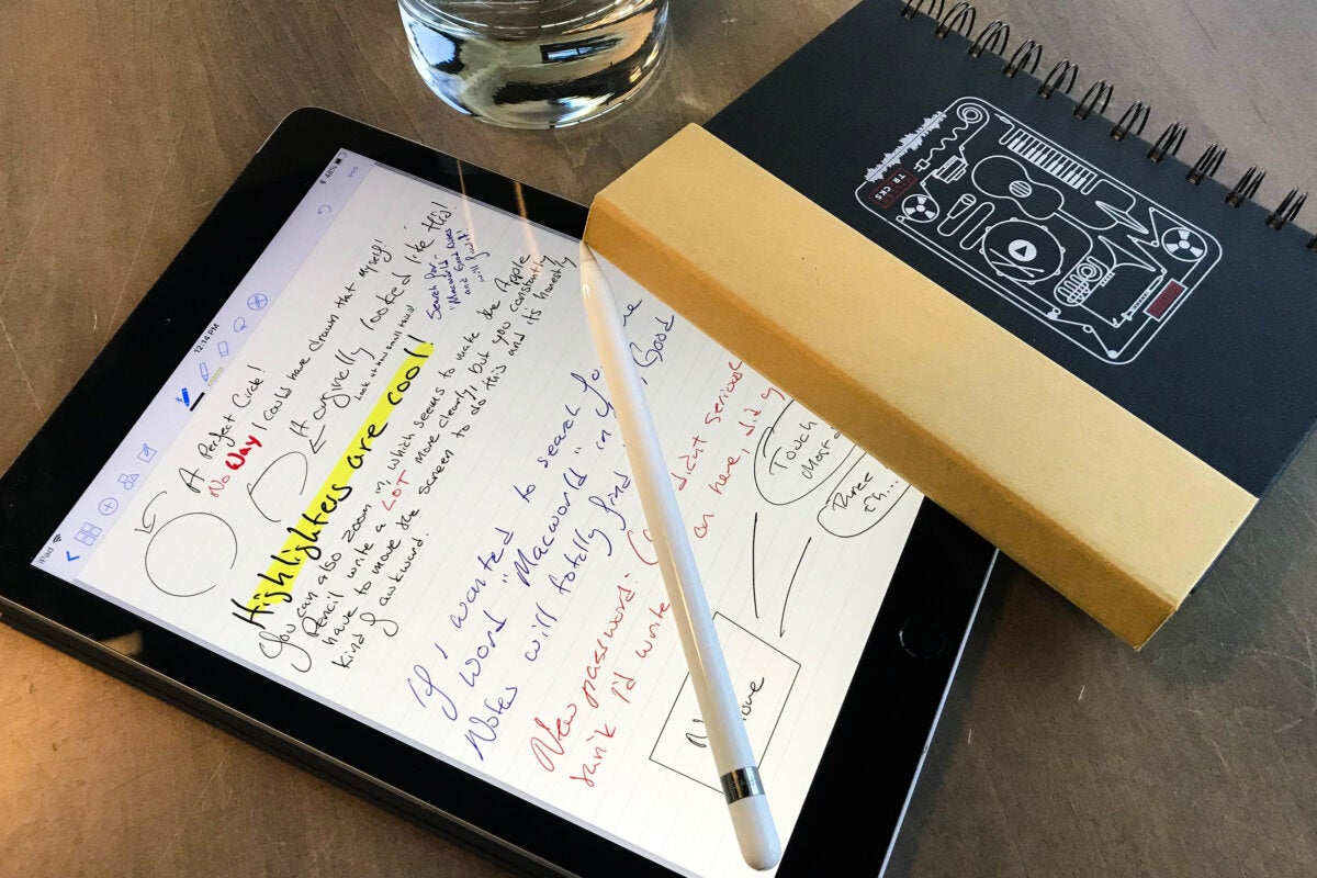 best book writing apps for ipad pro