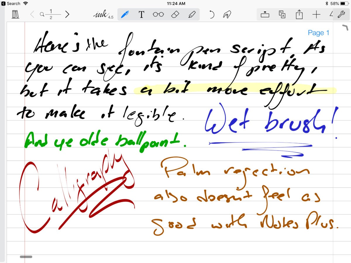 The Best Note Taking Apps For IPad And Apple Pencil