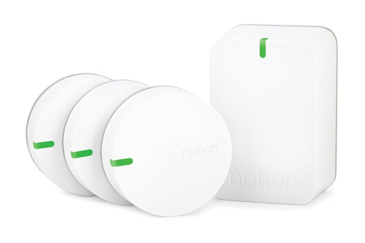 Notiom sensors starter kit