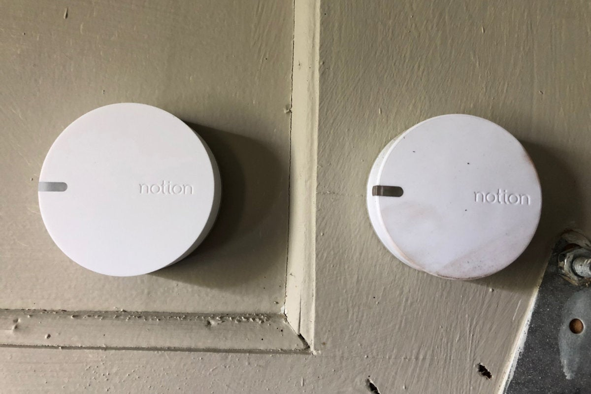 notion sensor new vs old