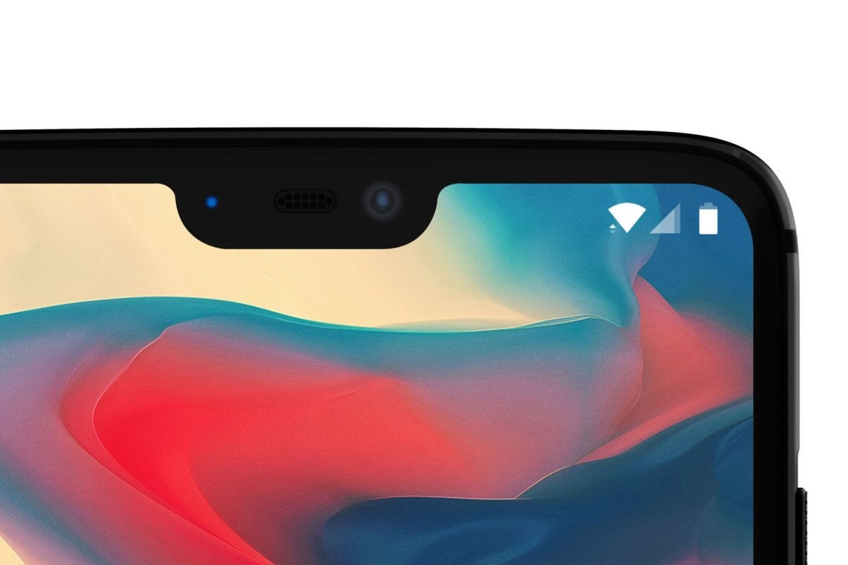 oneplus notch verge