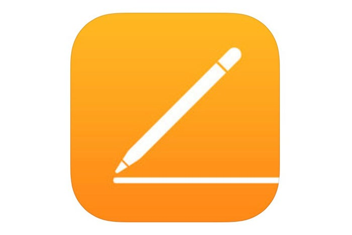 pages ios icon